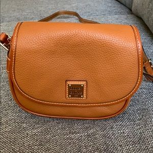 Dooney & Bourke Pebble Grain Leather Hallie Purse